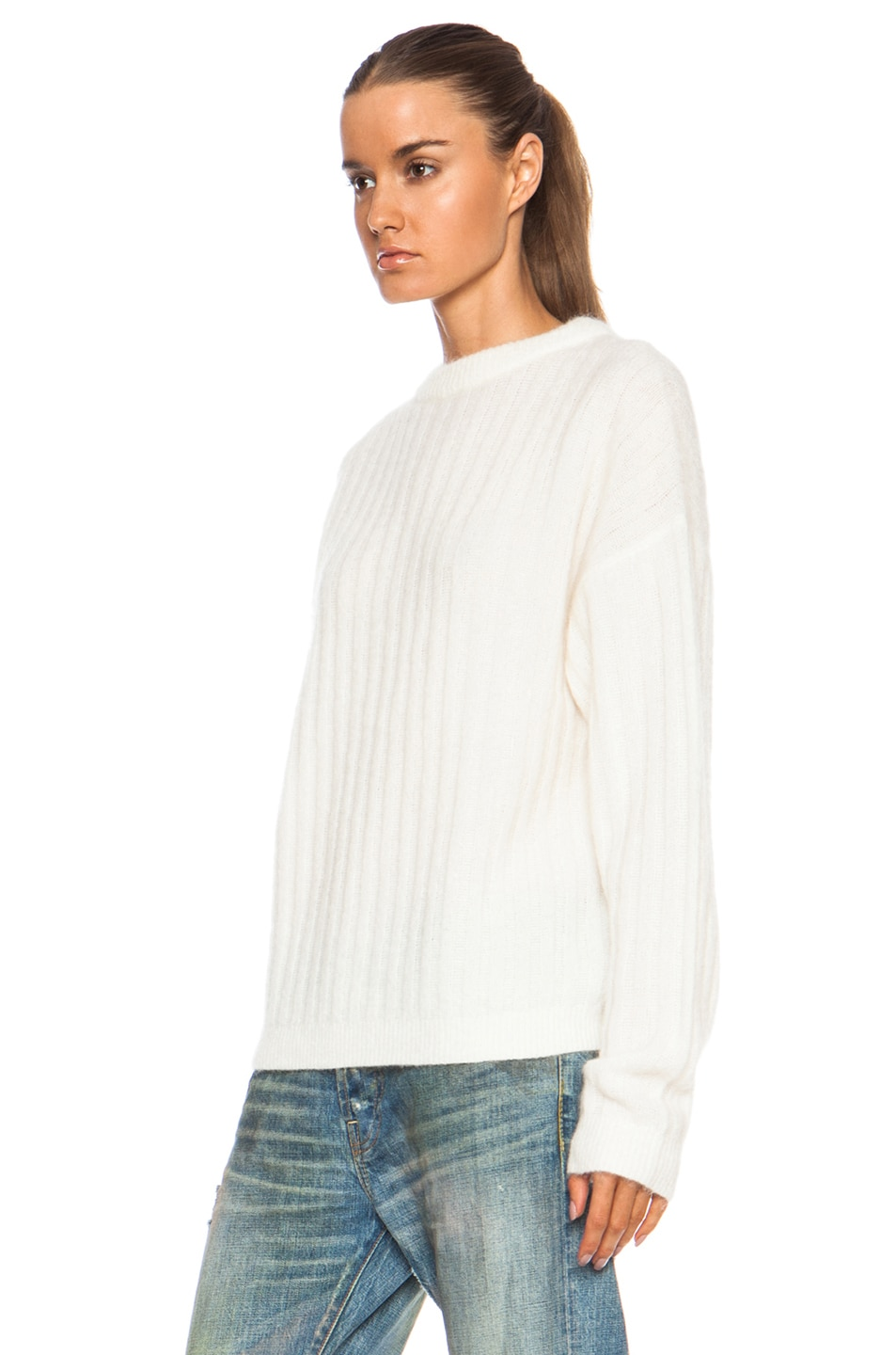 Cheap Sale Low Shipping Dramatic mohair-blend sweater Acne Studios 100% Original Cheap Price qP7QE