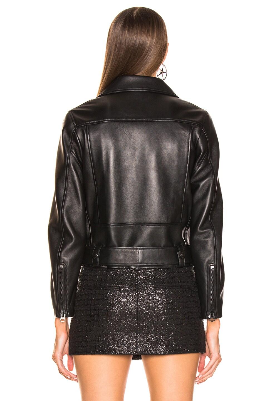 Image 4 of Acne Studios Mock Jacket in All Black