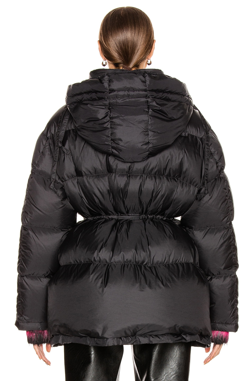 Image 5 of Acne Studios Down Jacket in Black
