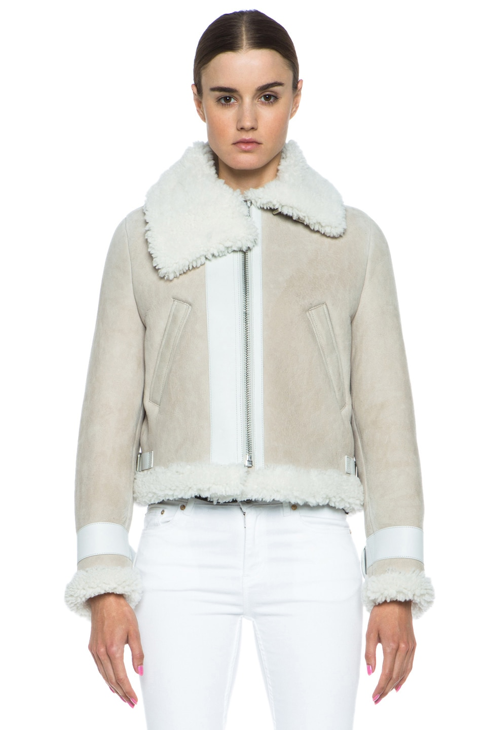 shearling sheepskin coats for wo with White Shearling Coat 6060 on 443182419567447148 also DisplayProduct jsp in addition WO9gaM 0fgABDgZZ further Prada Womenswear Fall Winter 2014 further White Shearling Coat 6060.