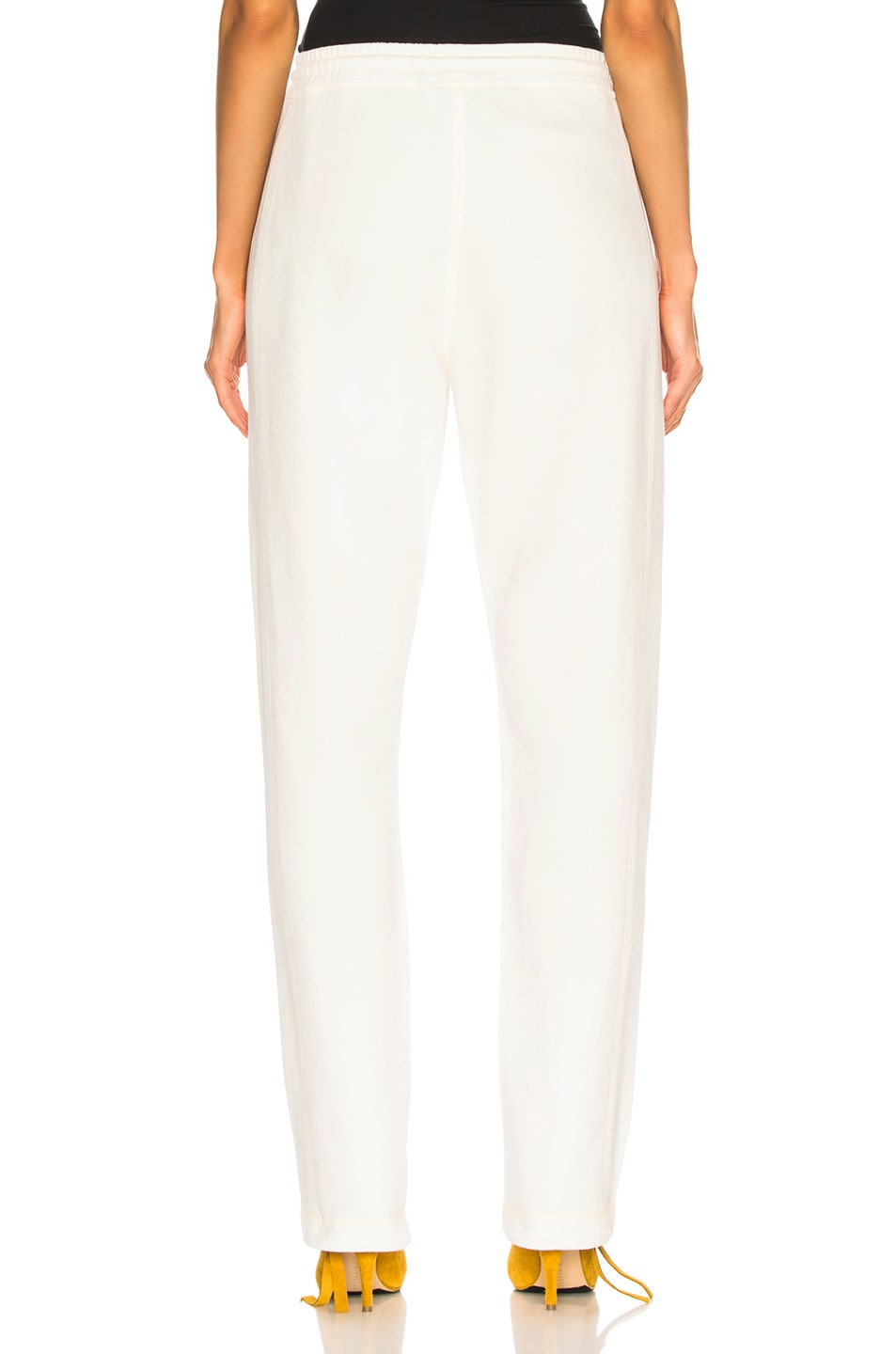 Image 4 of Acne Studios Sweat Pant in White