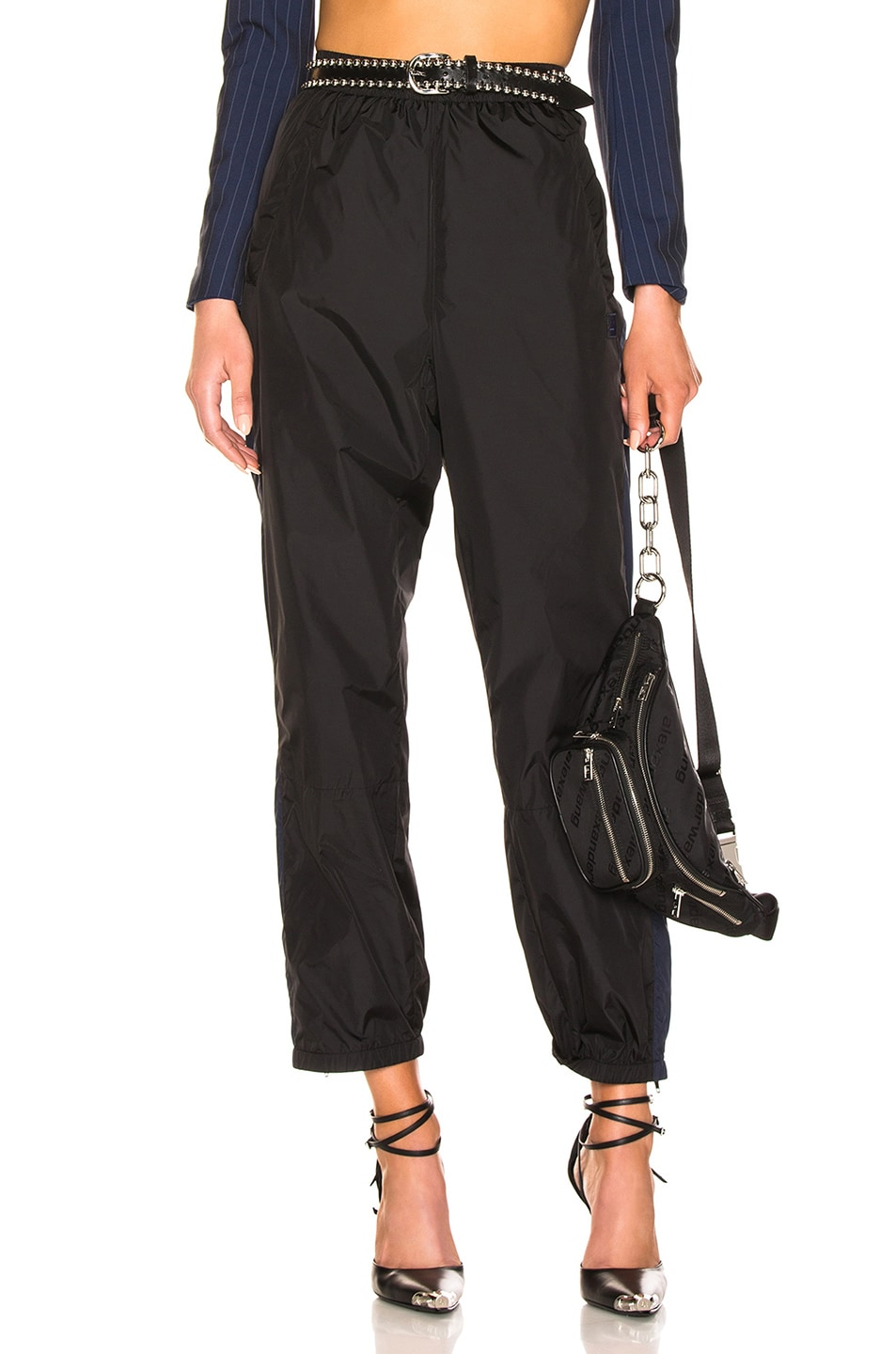 Image 1 of Acne Studios Phoenix Pant in Black