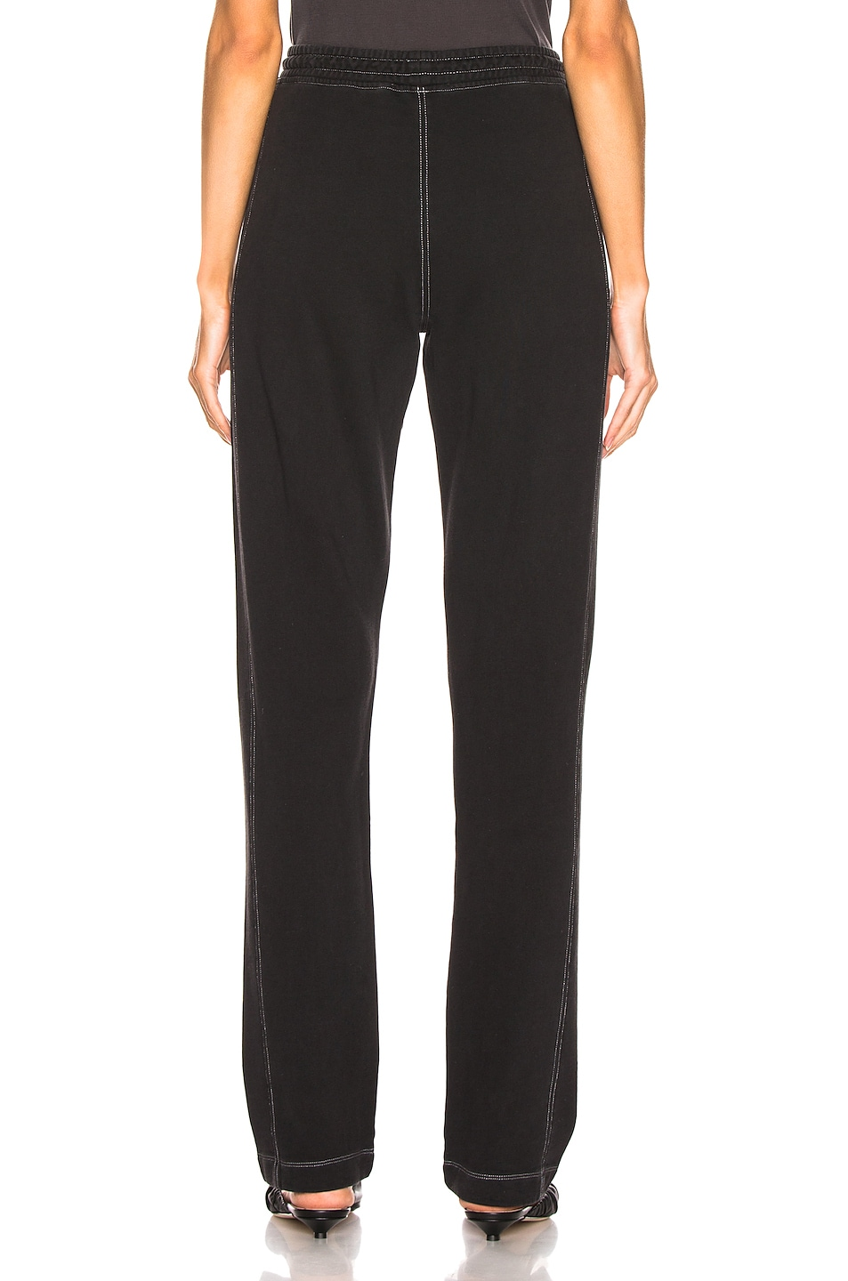 Image 4 of Acne Studios Elodie Pant in Black