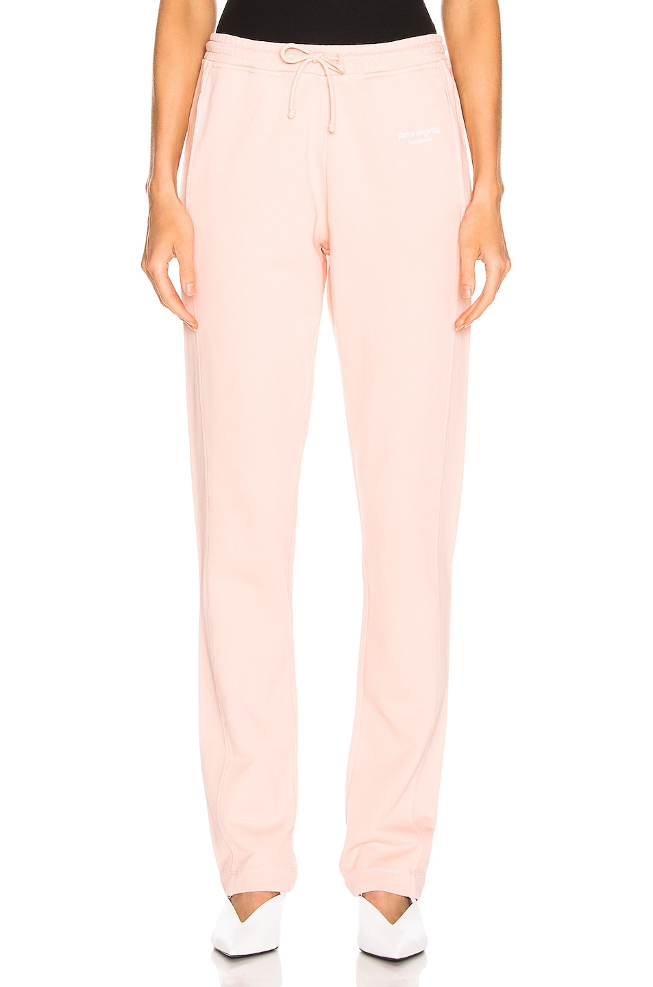 Image 1 of Acne Studios Elodie Pant in Pale Orange