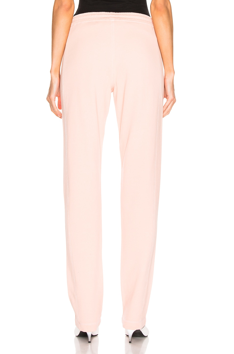 Image 4 of Acne Studios Elodie Pant in Pale Orange