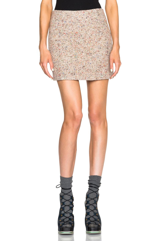c6515fa2c5 Image 1 of Acne Studios Kyte Trash Skirt in Light Multi