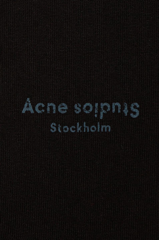 Image 6 of Acne Studios Tohnek Top in Black