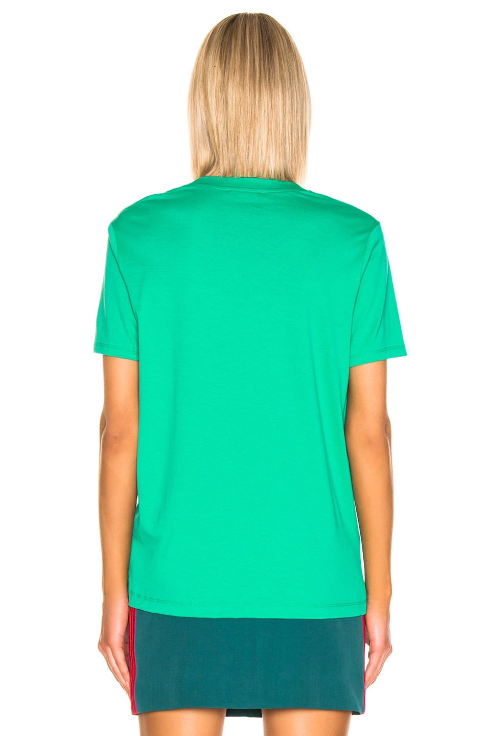 Image 3 of Acne Studios Ellison T Shirt in Sharp Green