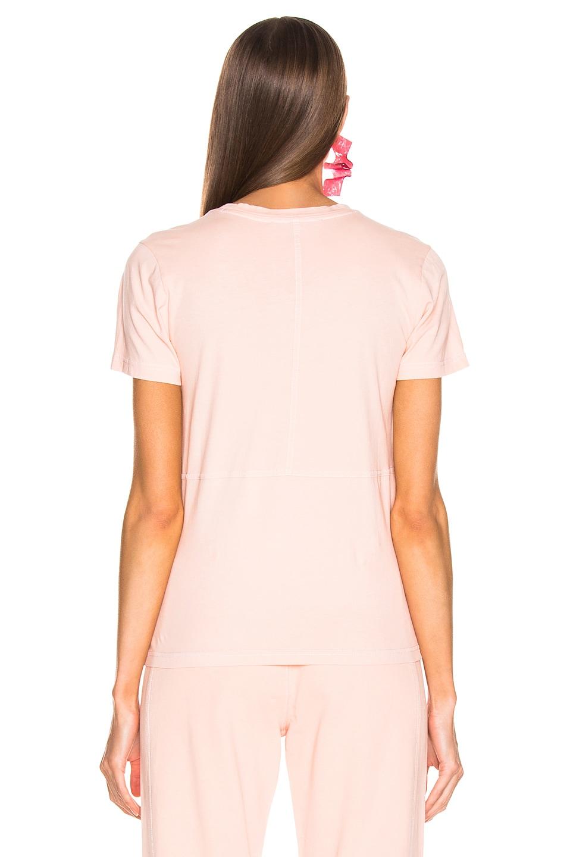 Image 3 of Acne Studios Wanda T Shirt in Pale Orange