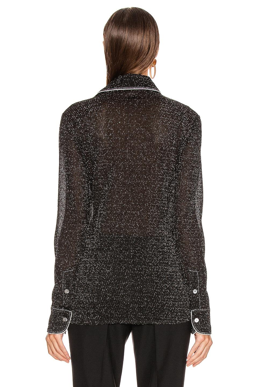 Image 3 of Acne Studios Erima Shirt in Black