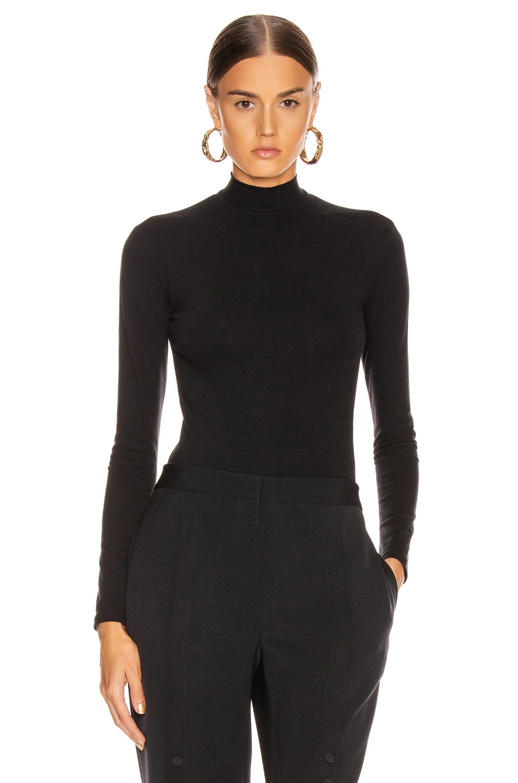 Image 1 of Acne Studios Emargaret Bodysuit in Black