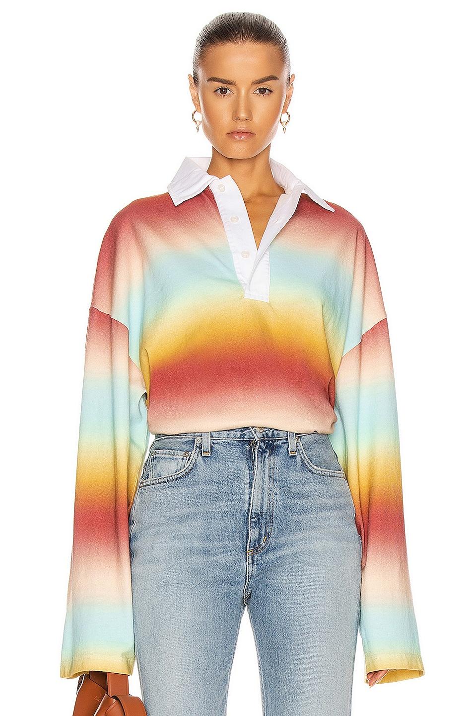 Image 1 of Acne Studios Epola Shirt in Multicolor