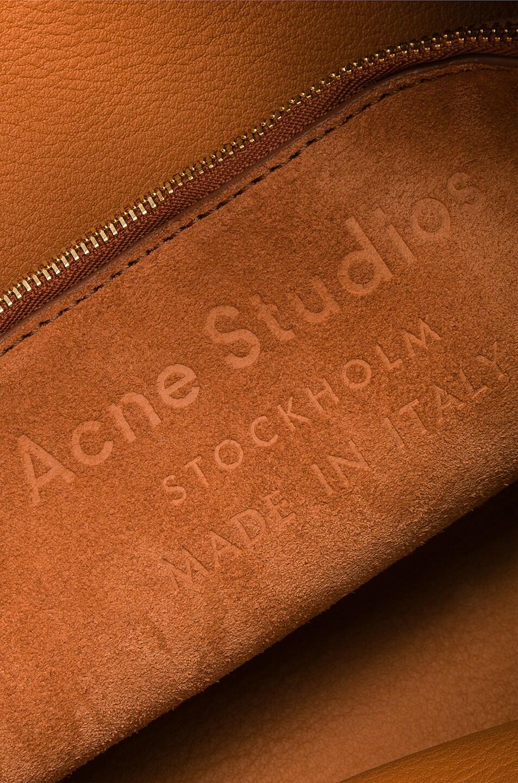 Image 7 of Acne Studios Musubi Mini Bag in Almond Brown