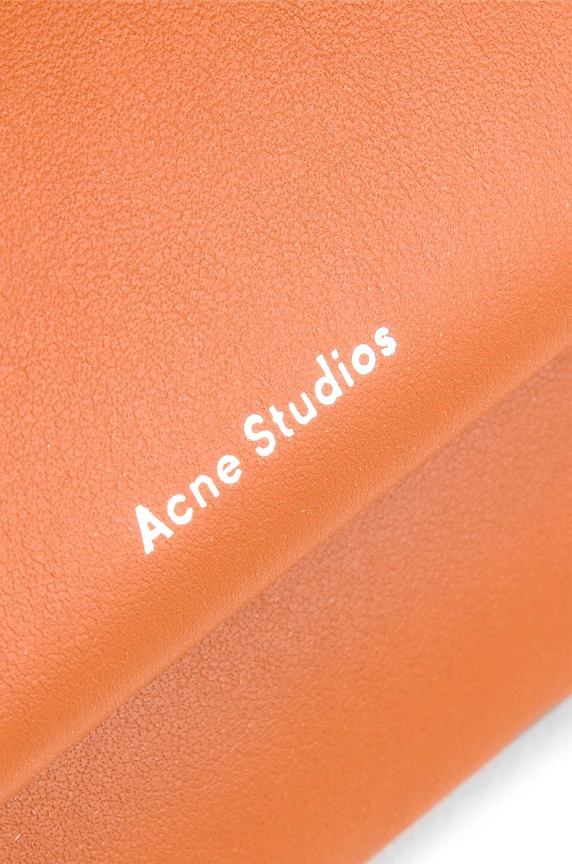 Image 7 of Acne Studios Mini Bag in Cognac Brown