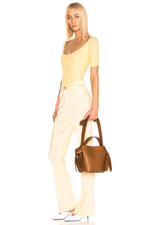 Image 2 of Acne Studios Musubi Mini Bag in Brown