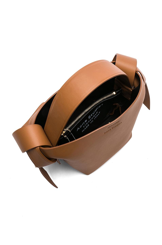 Image 5 of Acne Studios Musubi Mini Bag in Brown
