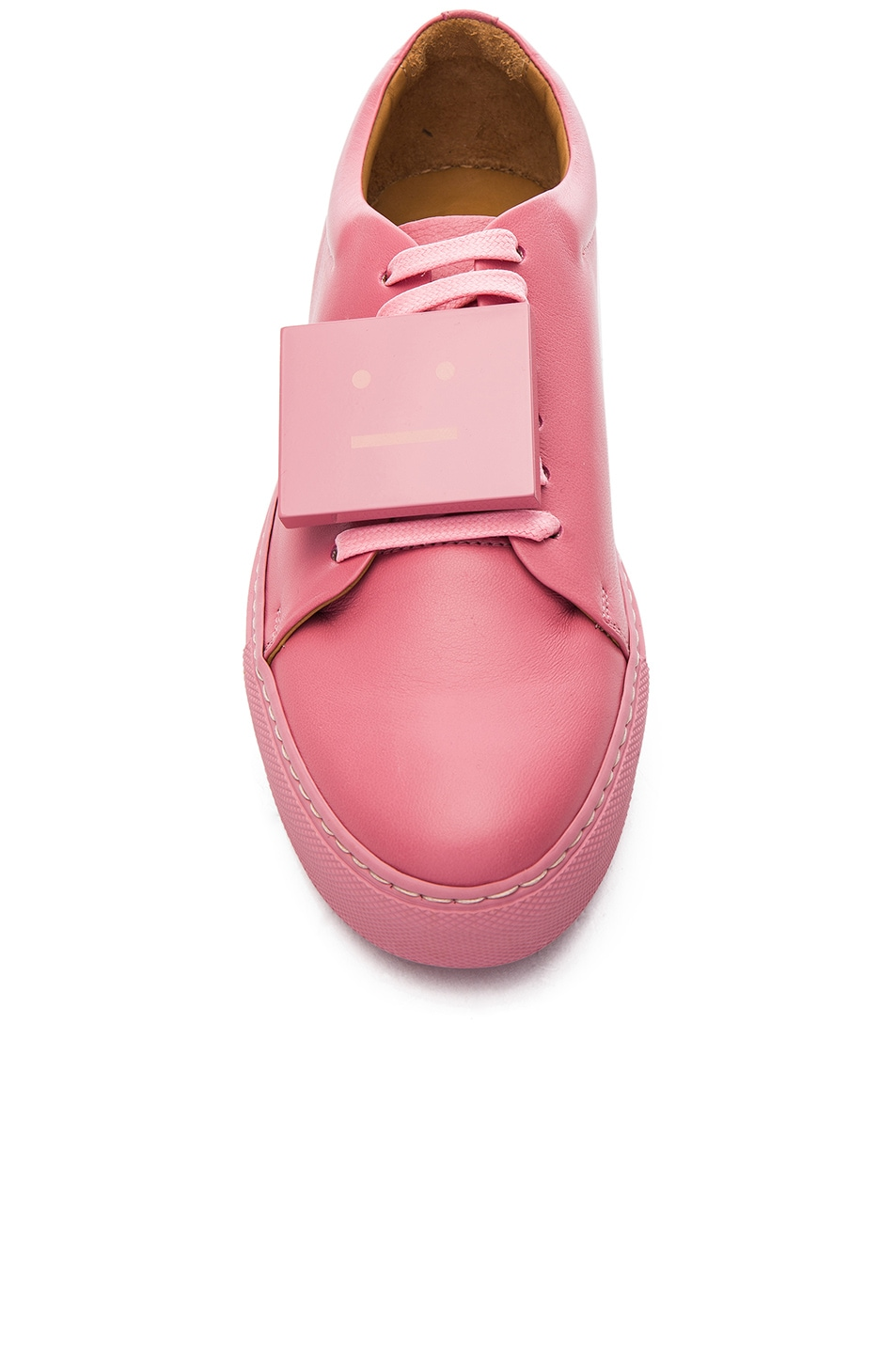 ADRIANA TURN UP SNEAKER Acne Studios aGlHnm