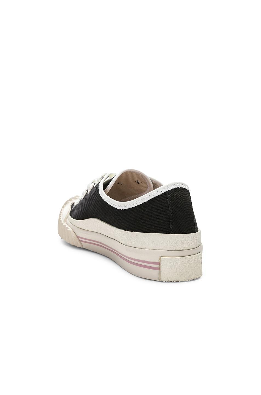 Image 3 of Acne Studios x Bla Konst Sneaker in Anthracite Grey
