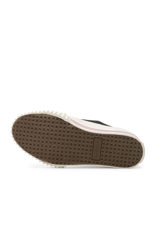 Image 6 of Acne Studios x Bla Konst Sneaker in Anthracite Grey