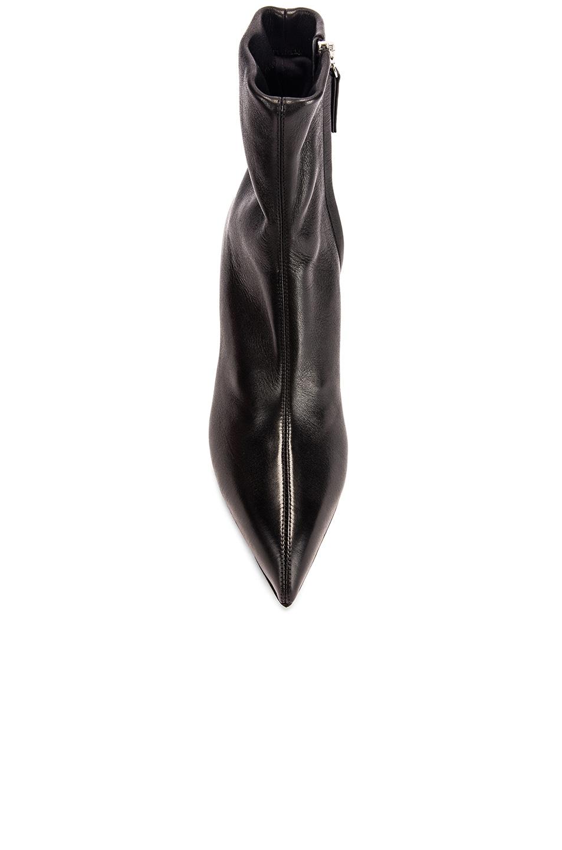 Image 4 of Acne Studios Bilbo Boots in Black