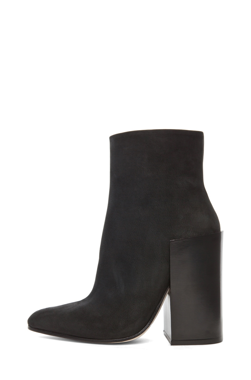 Image 1 of Acne Studios Tess Bootie in Black