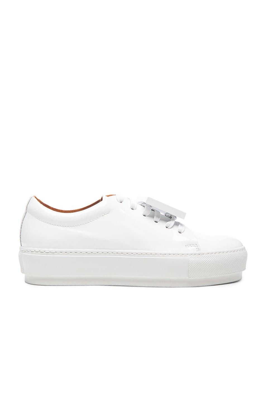 Patent Leather Adriana Sneakers Acne Studios 1xsYKepNxm