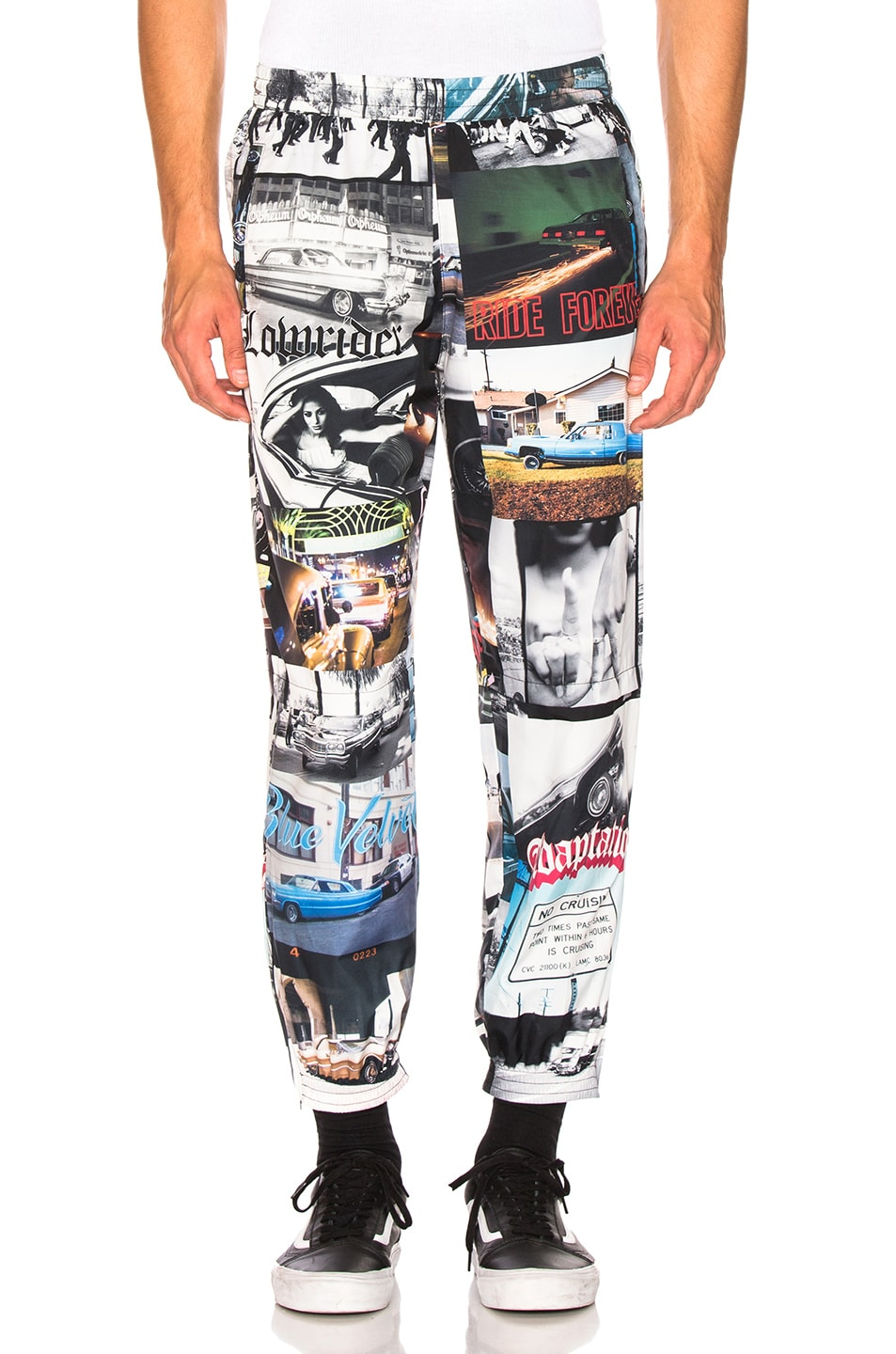 Image 1 of Adaptation Track Pants in Photo Print
