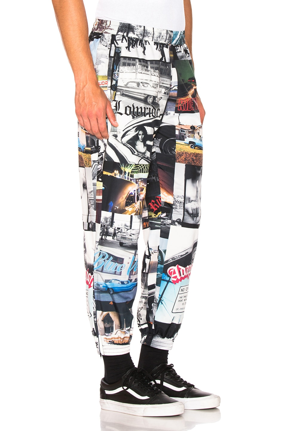 Image 2 of Adaptation Track Pants in Photo Print