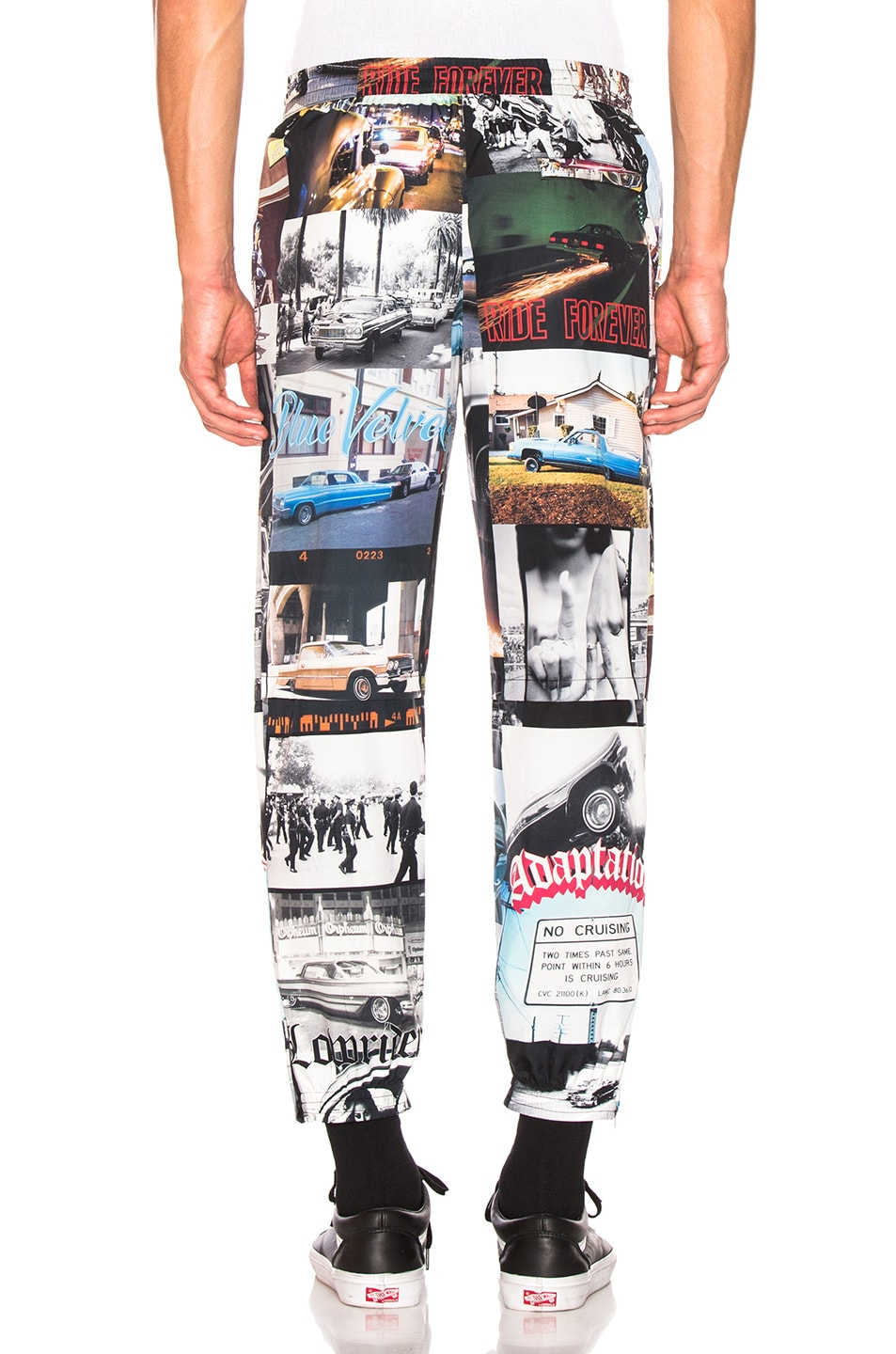 Image 4 of Adaptation Track Pants in Photo Print