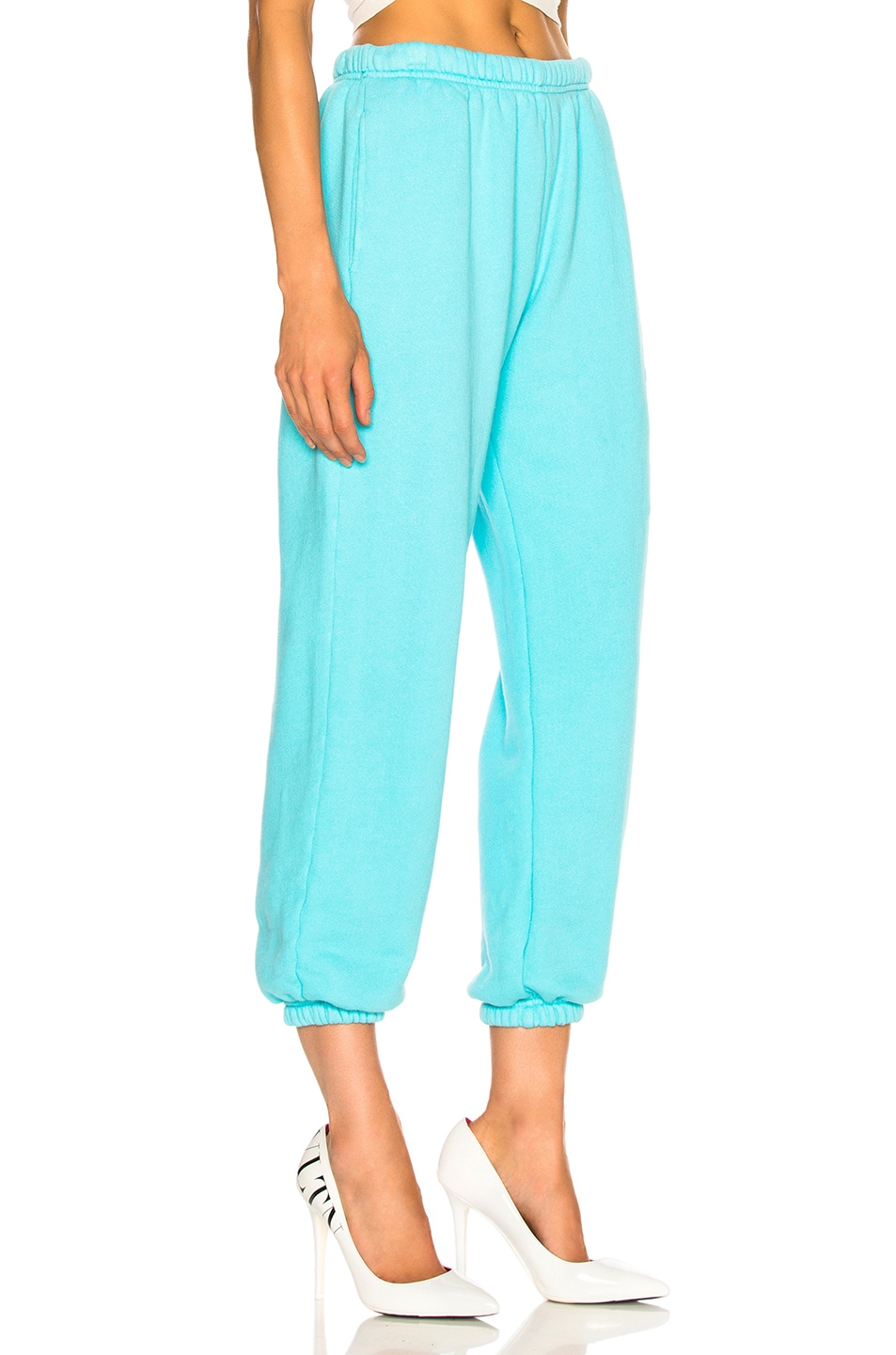 Image 3 of Adaptation Sweatpants in New Blue