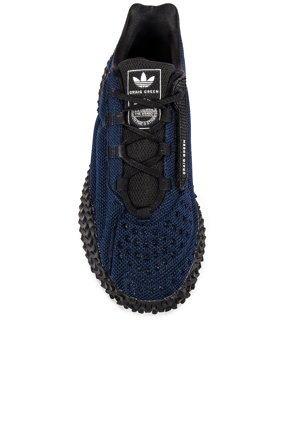 Image 4 of adidas by Craig Green Kontuur I in Navy