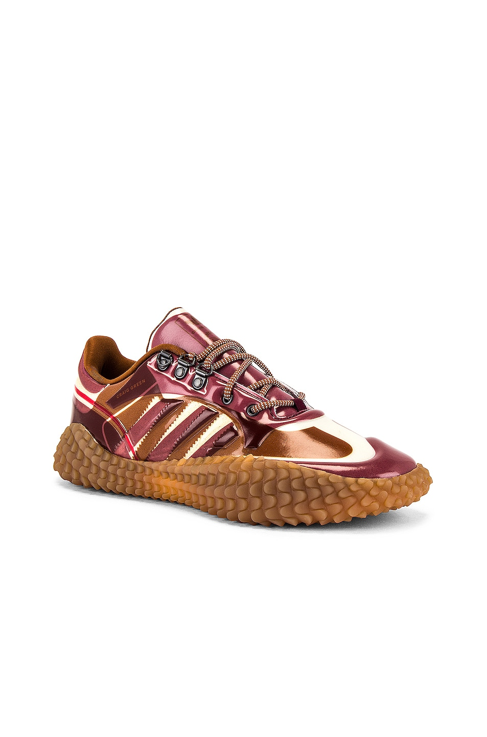Image 1 of adidas by Craig Green Polta AKH I in Red