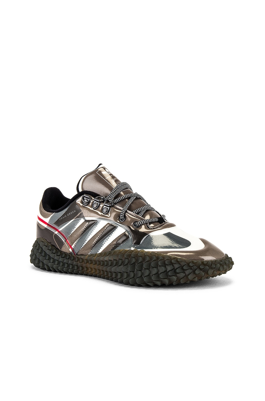 Image 1 of adidas by Craig Green Polta AKH 1 in Gray