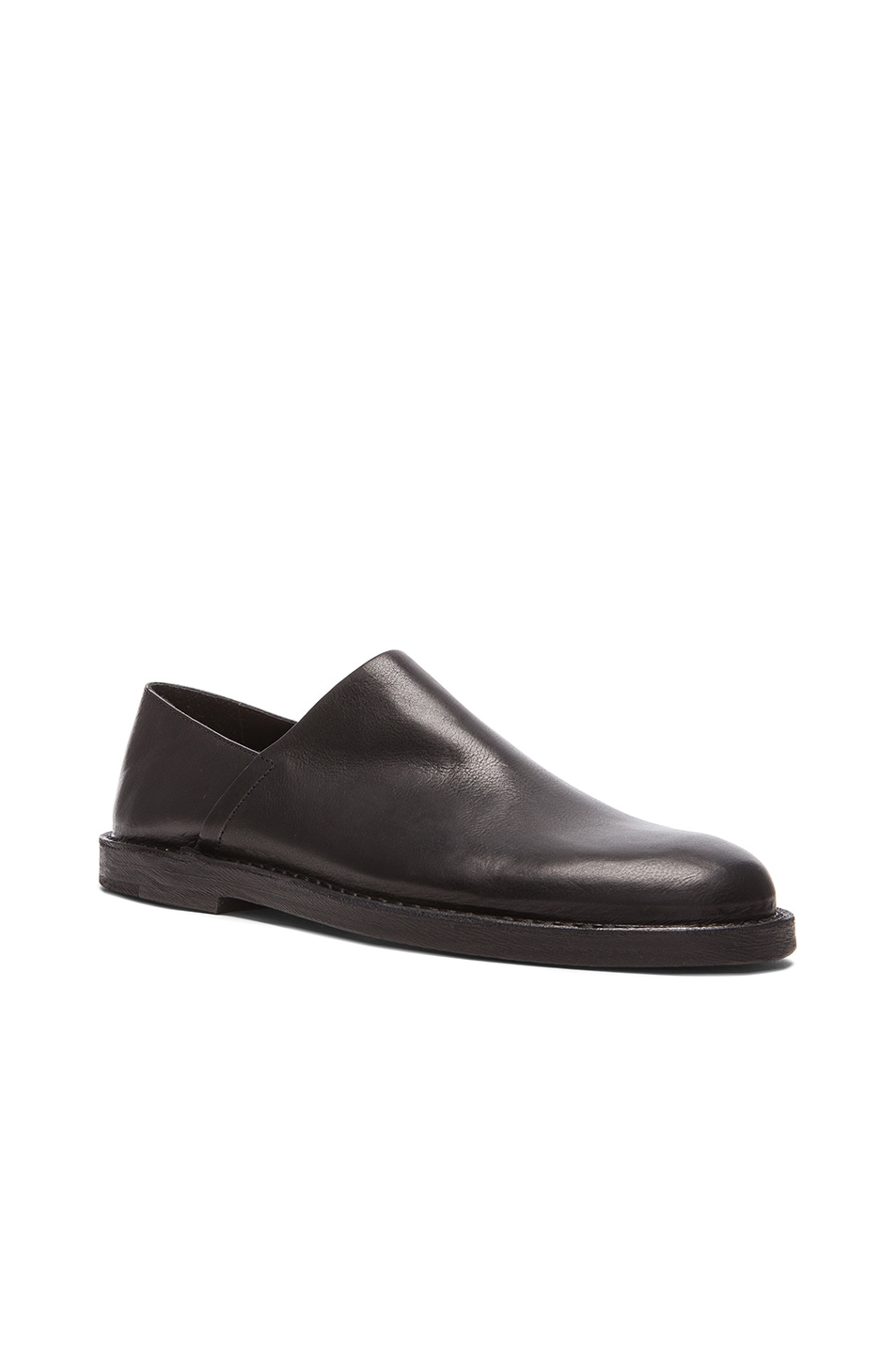 ANN DEMEULEMEESTER Leather Loafers jgG0yqU