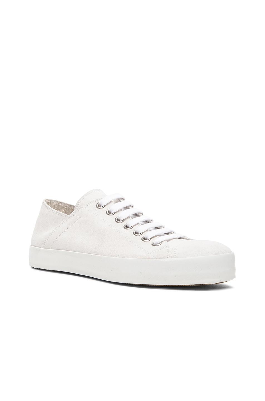 ANN DEMEULEMEESTERSuede Sneakers GGwTv