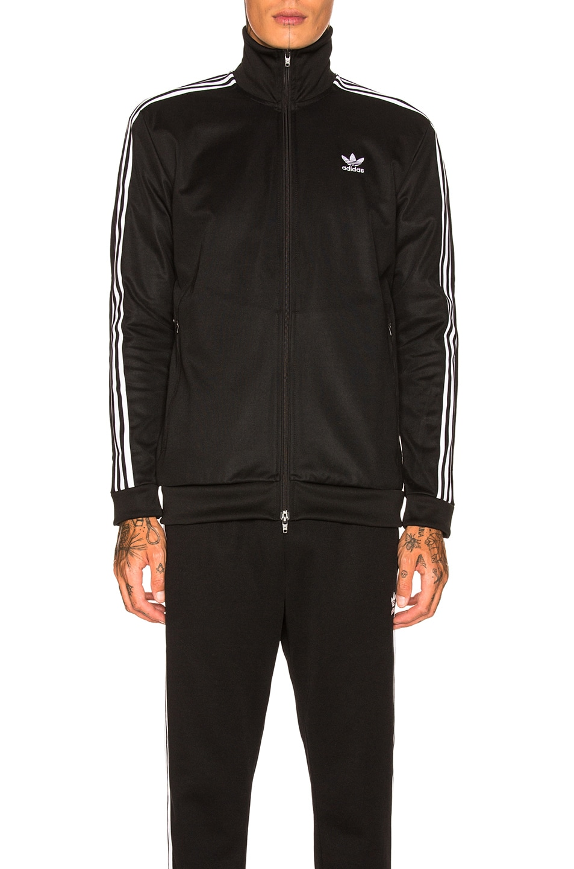adidas Originals BB Track Jacket Black hot sale 2019