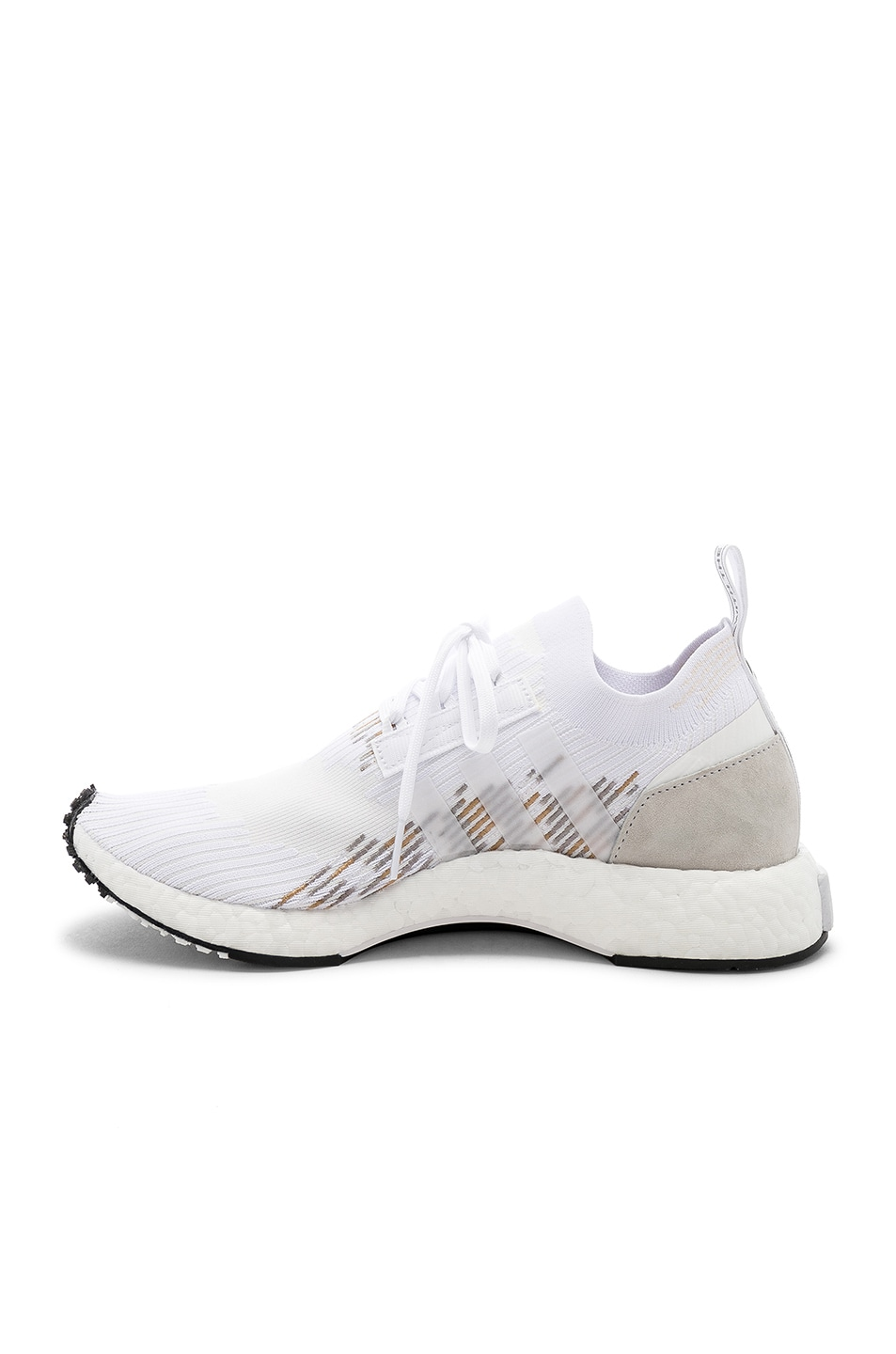 006304eb8 Image 5 of adidas Originals NMD Racer PK in White   White   White