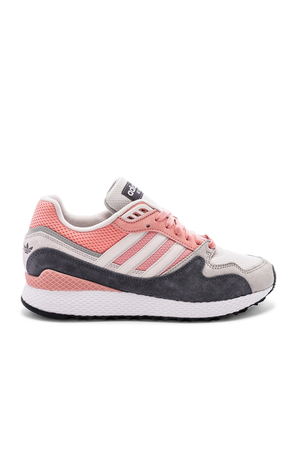 Image 2 of adidas Originals Oregon Ultra Tech in Trace Pink & Crystal White & Black