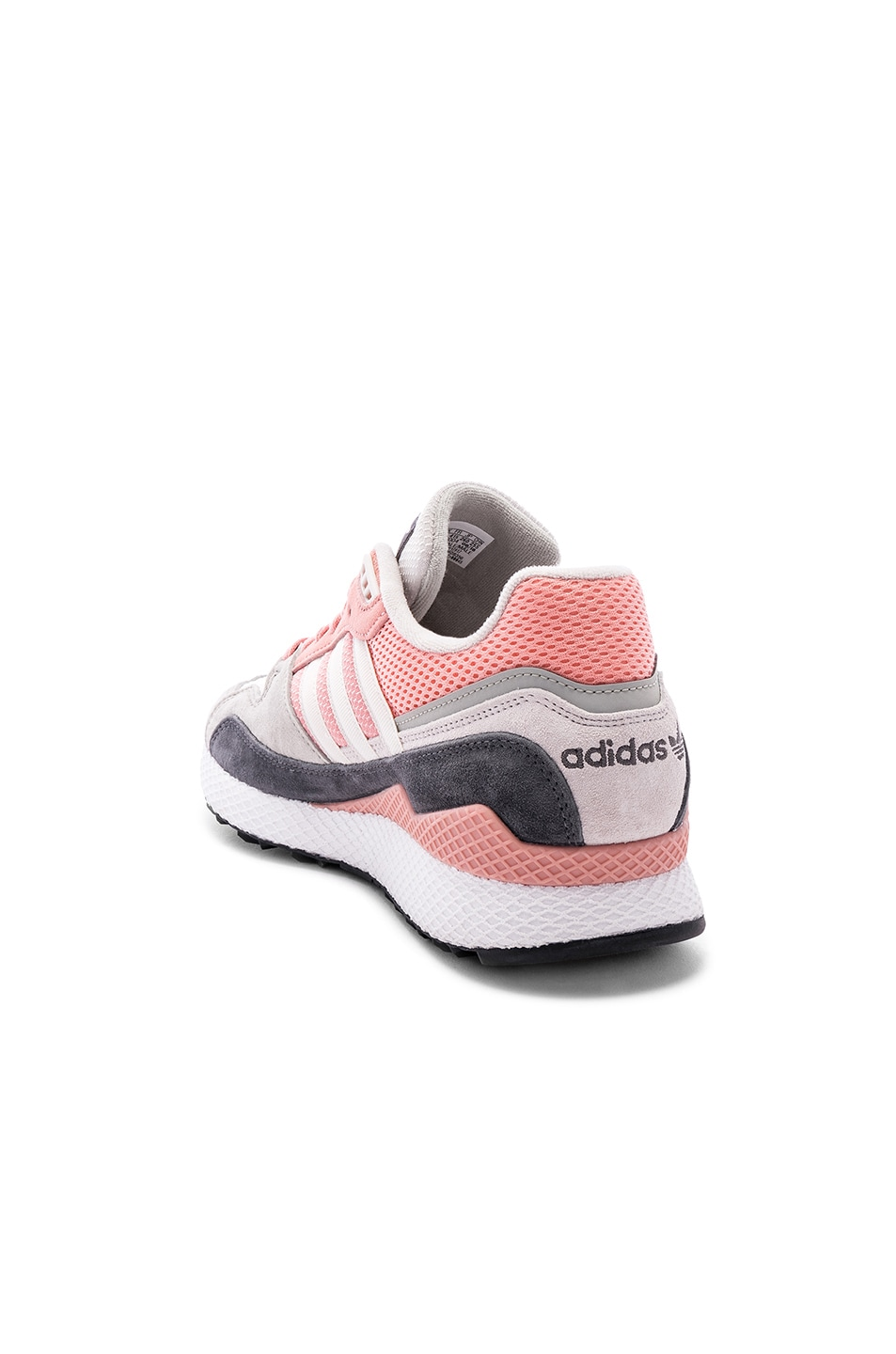 Image 3 of adidas Originals Oregon Ultra Tech in Trace Pink & Crystal White & Black