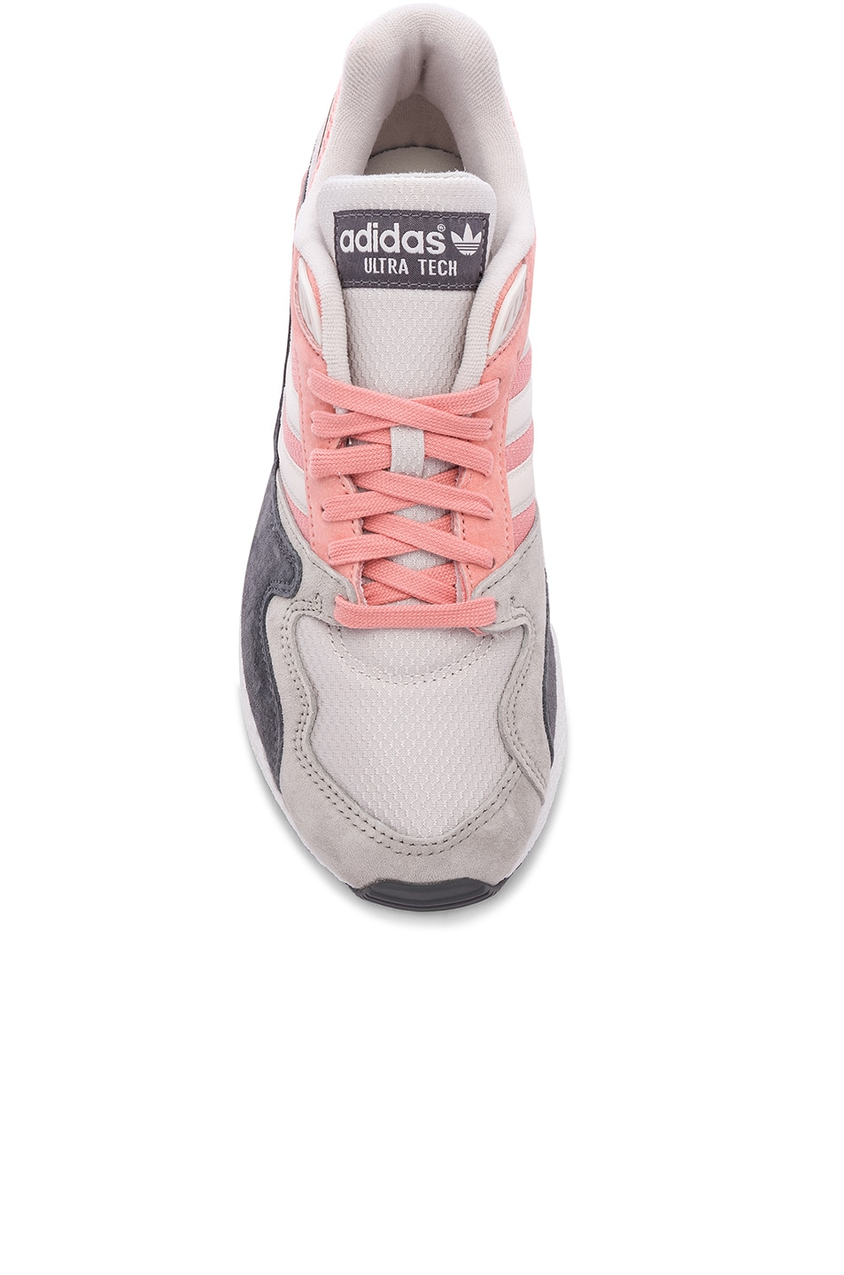 Image 4 of adidas Originals Oregon Ultra Tech in Trace Pink & Crystal White & Black