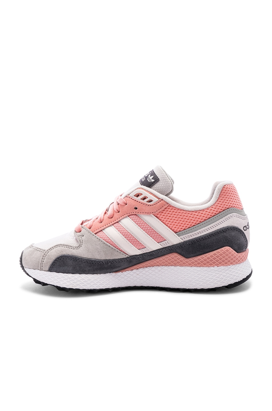 Image 5 of adidas Originals Oregon Ultra Tech in Trace Pink & Crystal White & Black