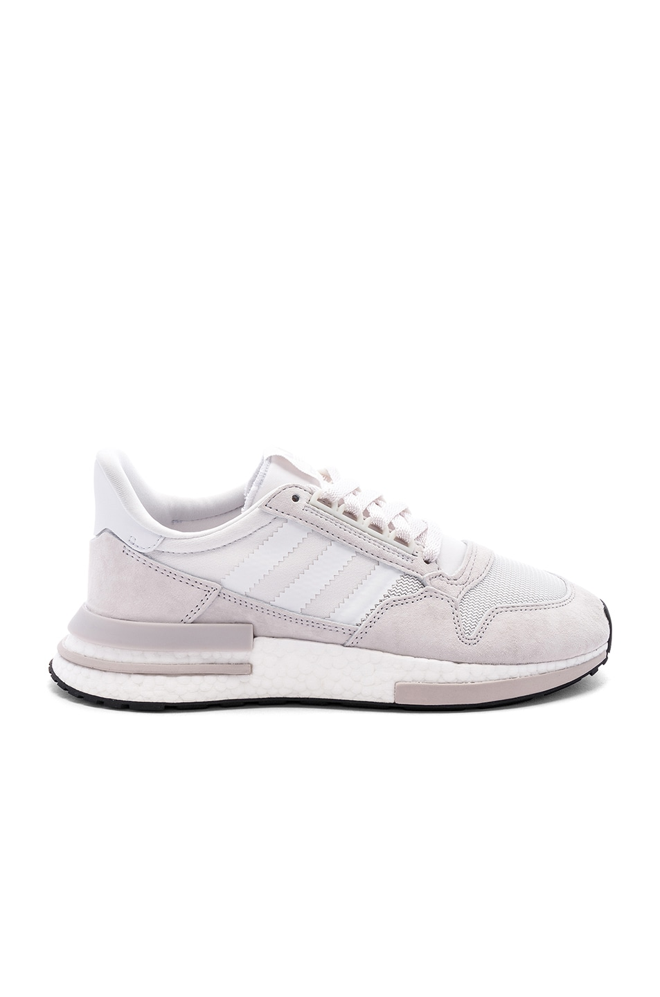 Image 1 of adidas Originals ZX 500 RM in Cloud White & White & Cloud White