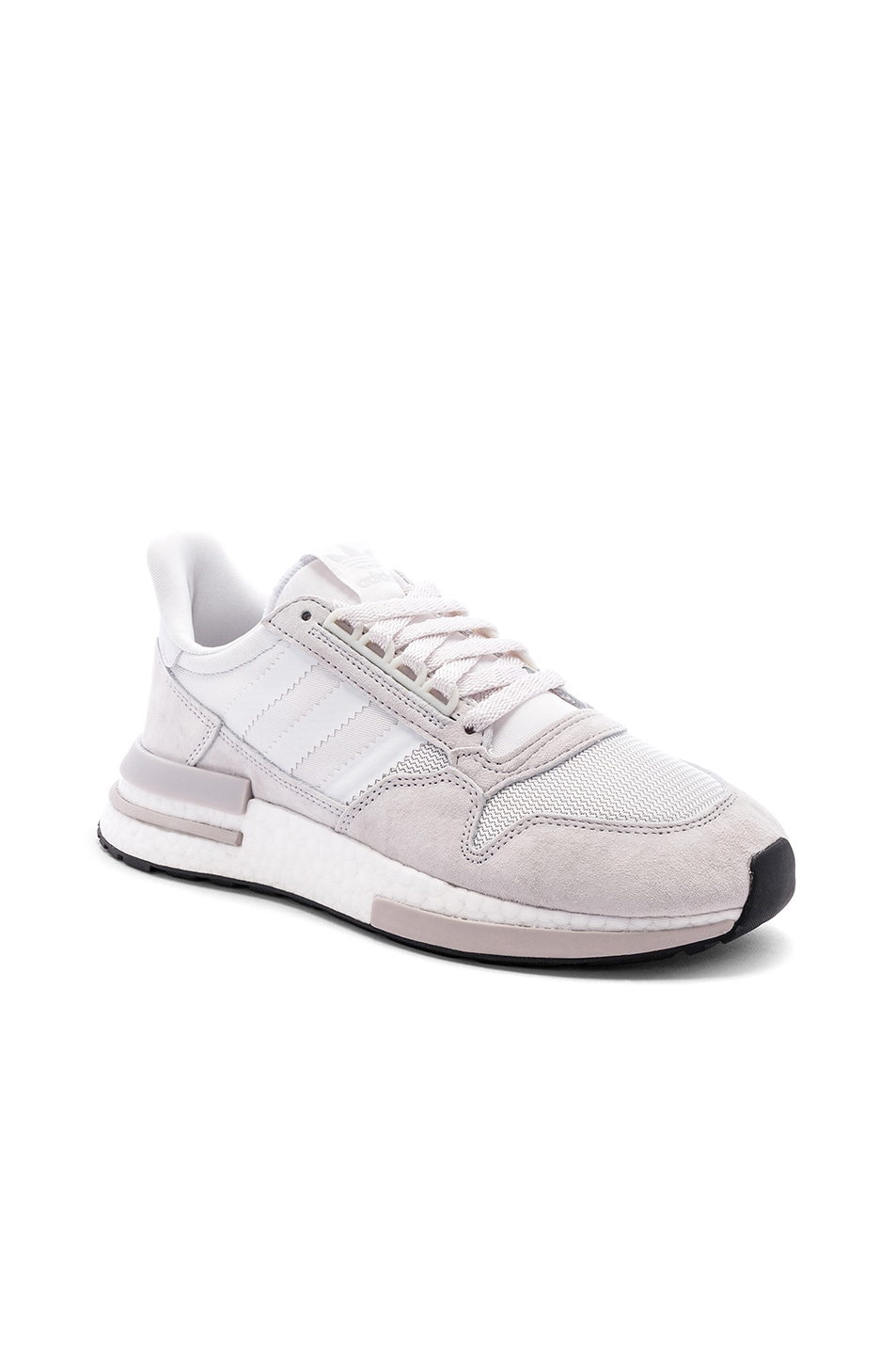 Image 2 of adidas Originals ZX 500 RM in Cloud White & White & Cloud White