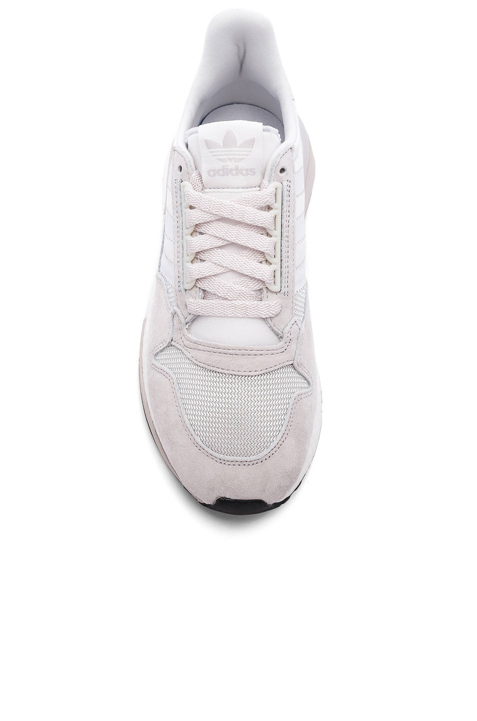 Image 4 of adidas Originals ZX 500 RM in Cloud White & White & Cloud White
