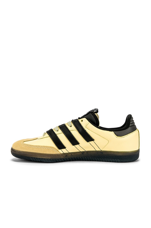 Image 5 of adidas Originals Samba OG MS in Easy Yellow & C Black & FTW White