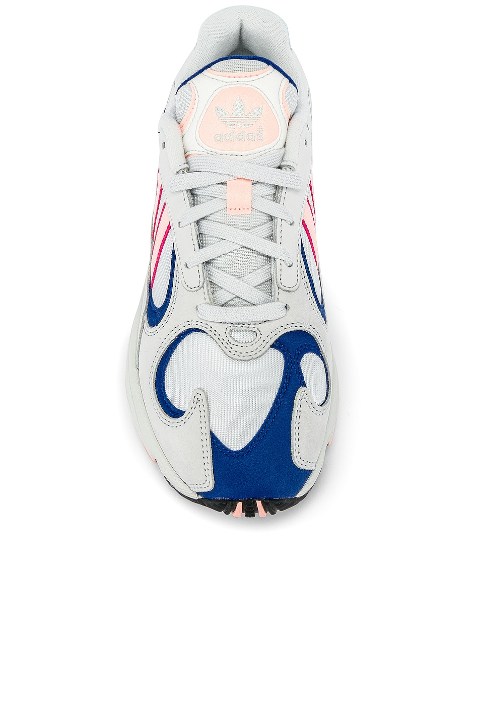 Image 4 of adidas Originals Yung-1 in CRY White & CLEORA & C Royal