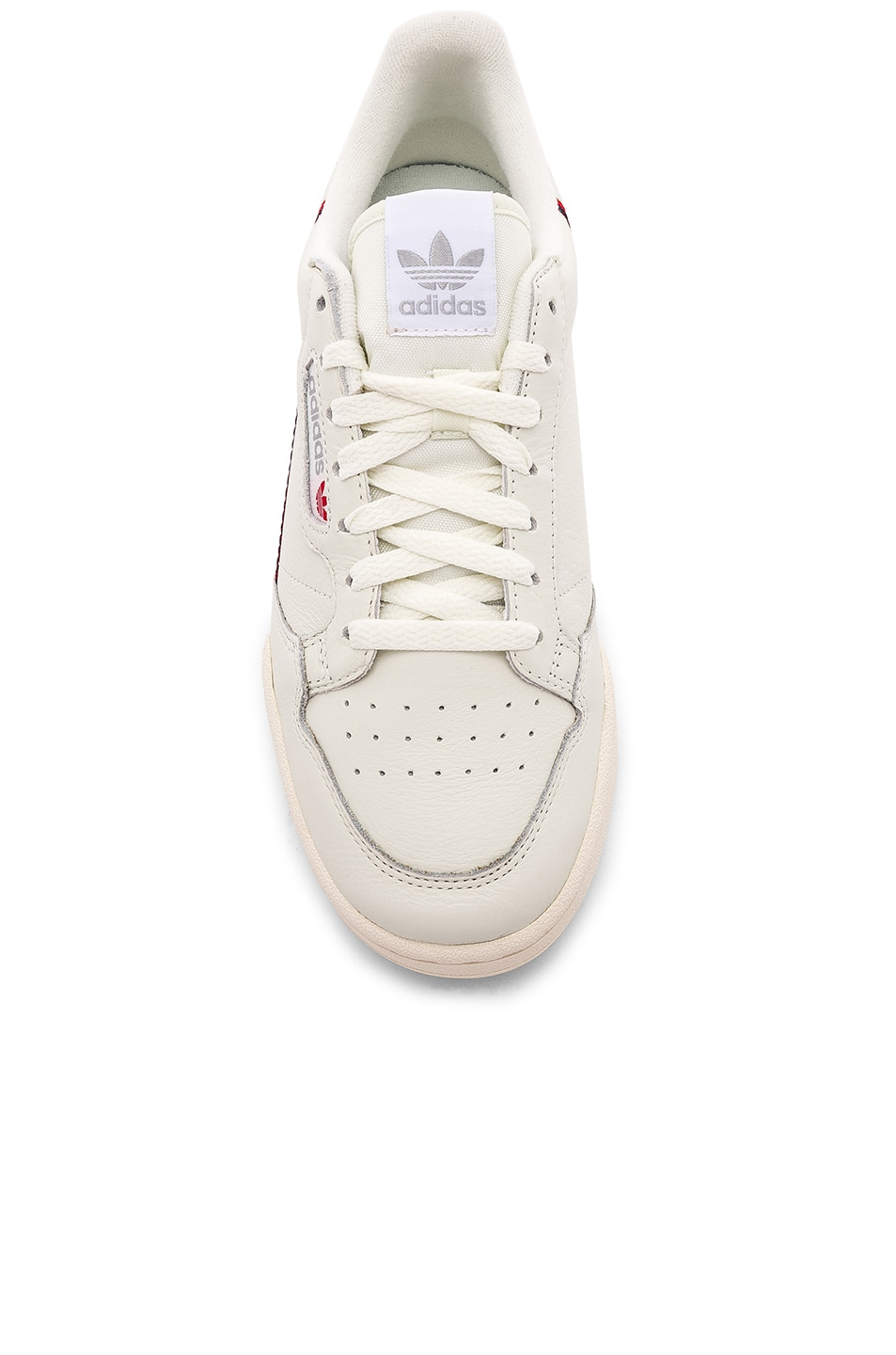 buy online 2294a 9afd9 Image 4 of adidas Originals Rascal in White Tint  Off White  Scarlet
