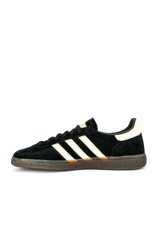 Image 5 of adidas Originals Handball SPZL in C Black & EAS Yellow & Gum5