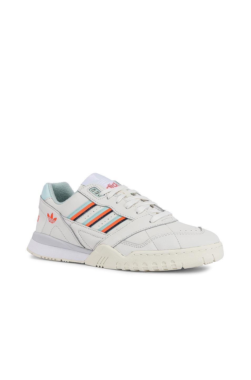 Image 1 of adidas Originals A.R. Trainer in White