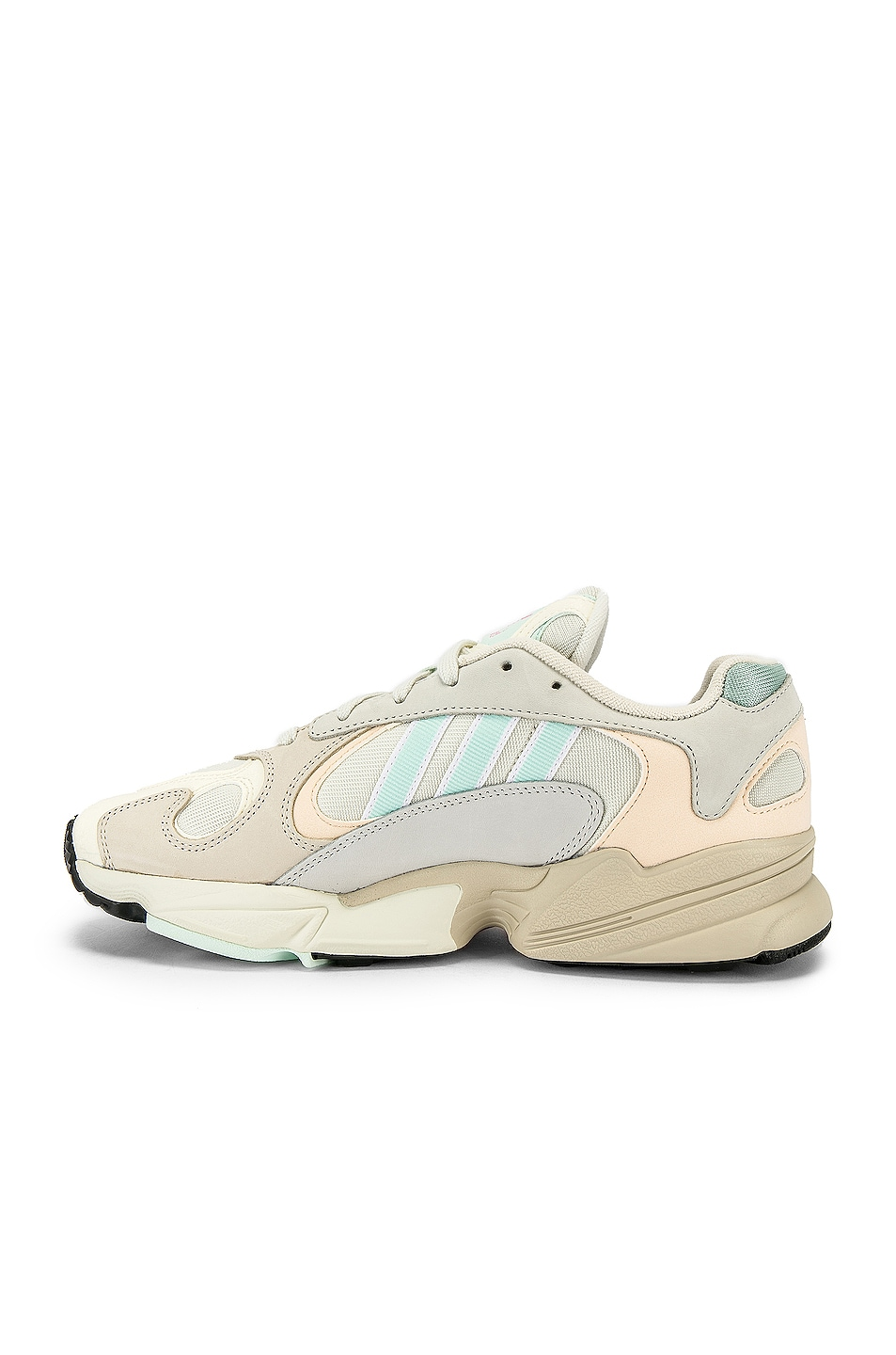 Image 5 of adidas Originals Yung-1 in Off White & Ice